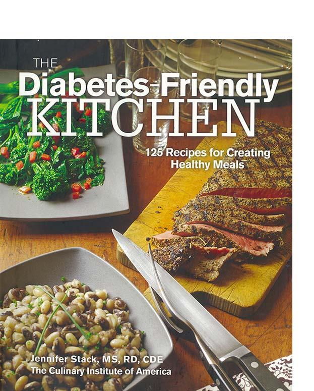 Esta receta es del The Culinary Institute of America, el libro de cocina The Diabetes-Friendly Kitchen (2012, John Wiley & Sons, Inc.)